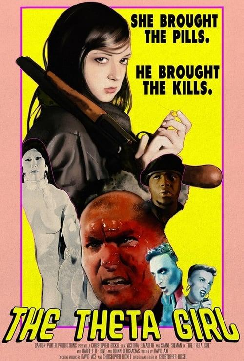 watch The Theta Girl full movie online stream free HD