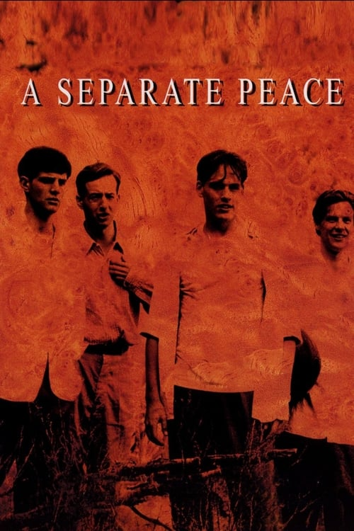 A Separate Peace (2004) Poster