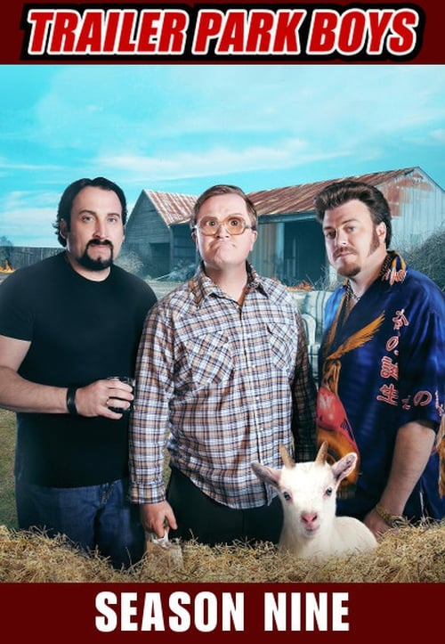 Cover of the Season 9 of Trailer Park Boys