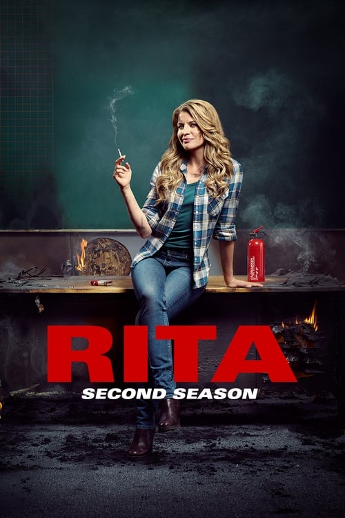 Cover of the Season 2 of Rita