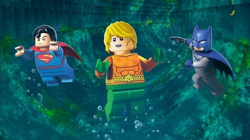 LEGO DC Super Heroes - Aquaman: Rage Of Atlantis (2018) Watch Full Movie Streaming Online