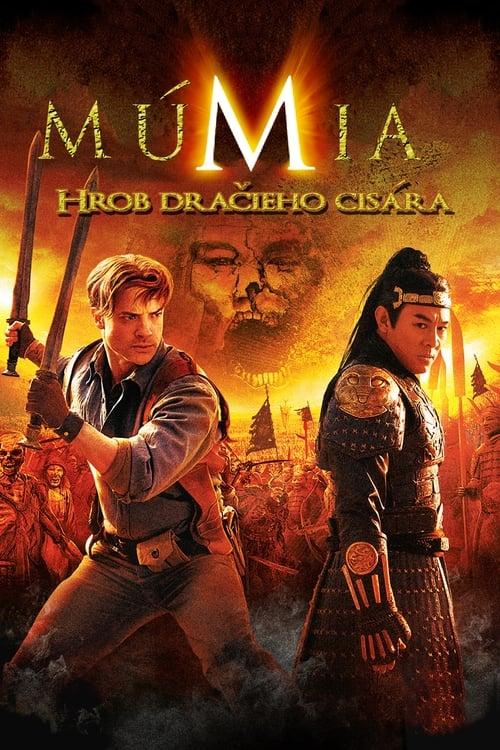 Múmia: Hrob dračieho cisára