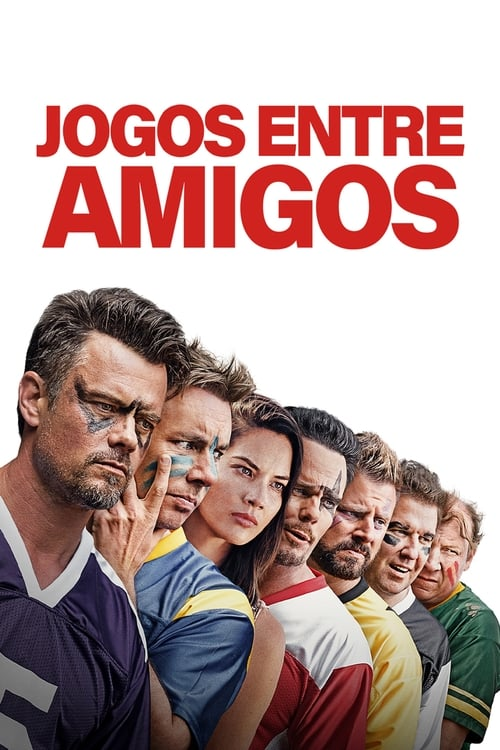 Filme Jogos Entre Amigos Dual Áudio 2020 – BluRay 1080p / 720p
