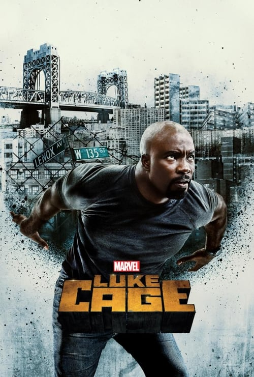 Cover of the Season 2 of Marvel's Luke Cage