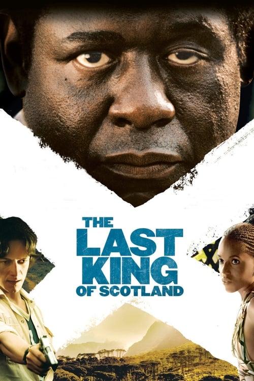 Posledný škótsky kráľ