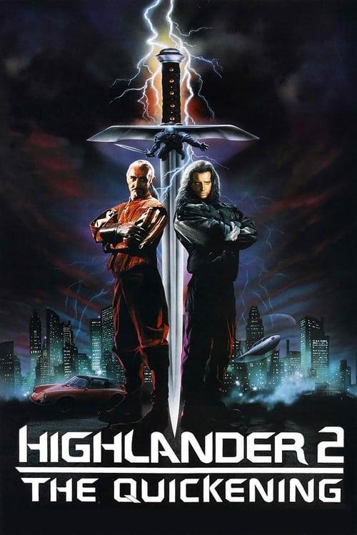 Highlander 2 - Sila kúzla