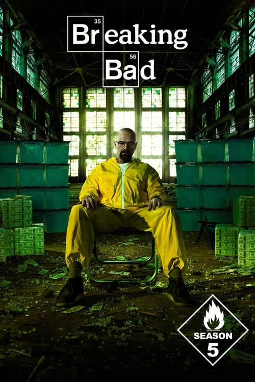 Cover of the Season 5 of Breaking Bad