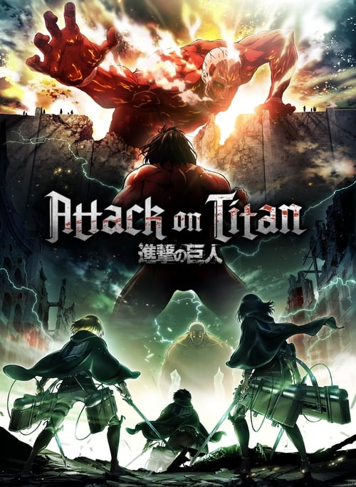 Cover of the Season 2 of Attack on Titan