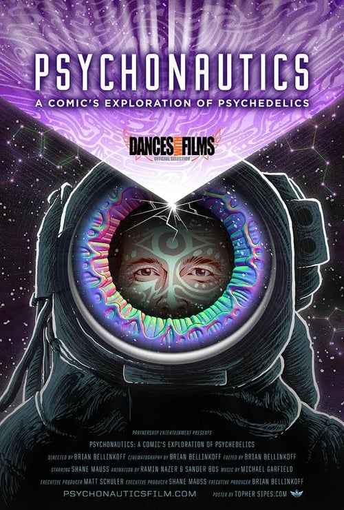 watch Psychonautics: A Comic's Exploration of Psychedelics full movie online stream free HD