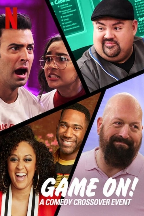 Watch Game On A Comedy Crossover Event Online