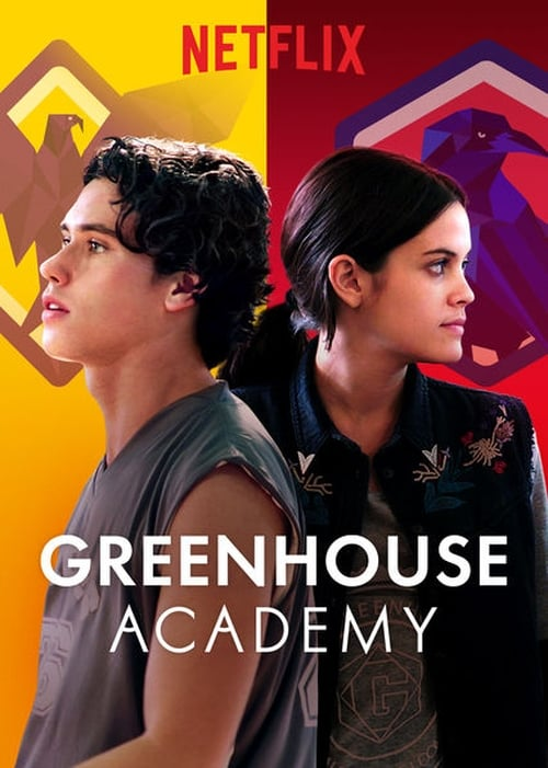 Cover of the Season 2 of Greenhouse Academy