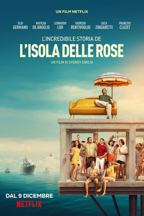 Filme A Incrível História da Ilha das Rosas Dual Áudio 2020 – FULL HD 1080p