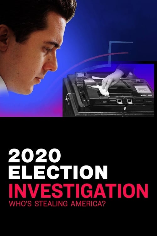 2020 Election Investigation: Who's Stealing America?