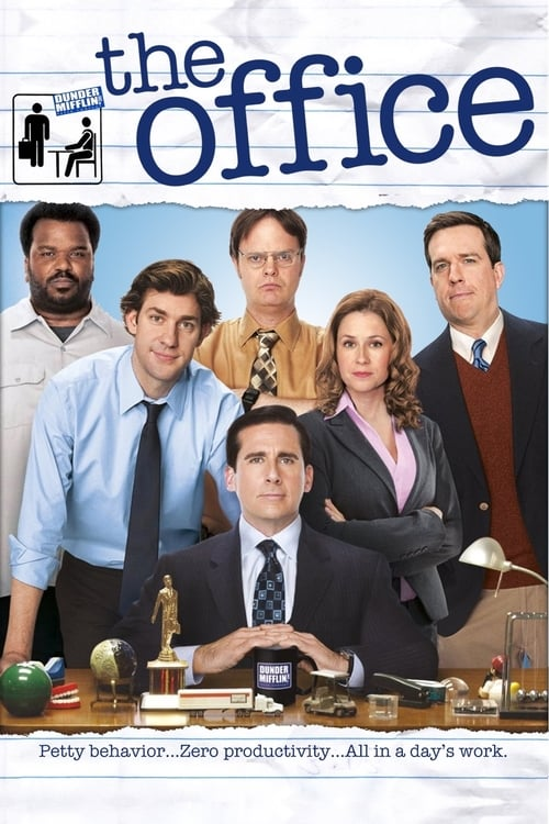 Cover of the Season 7 of The Office
