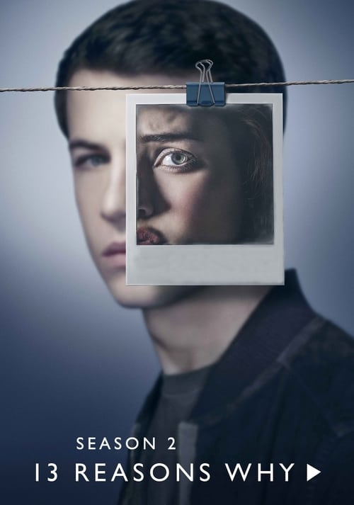 Cover of the Season 2 of 13 Reasons Why