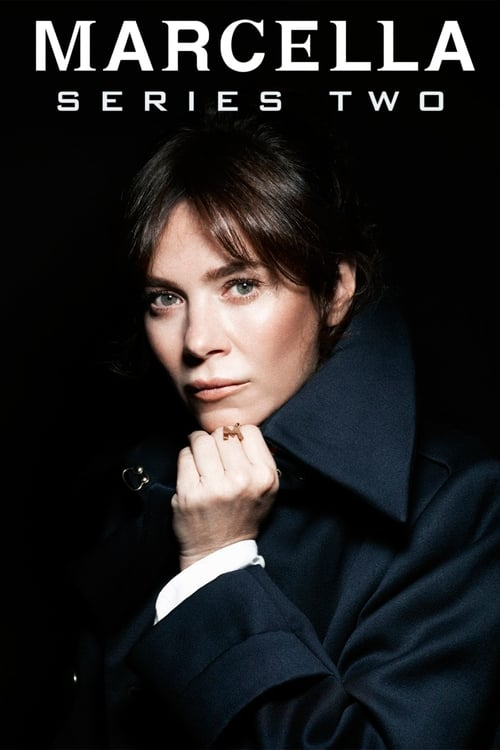 Cover of the Season 2 of Marcella