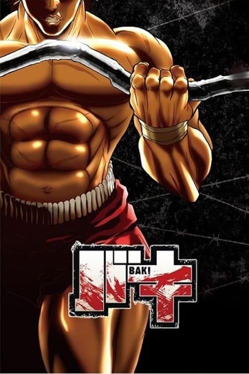 Cover of the Season 1 of Baki