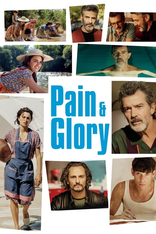 Pain and Glory (2019) Watch Full HD Movie Streaming Online