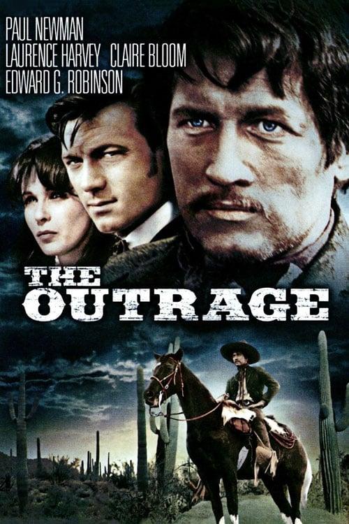 L'outrage (1964) Film complet HD Anglais Sous-titre