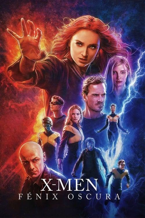 X-Men: Fénix oscura (2019) Repelisplus Ver Ahora Películas Online Gratis Completas en Español y Latino HD