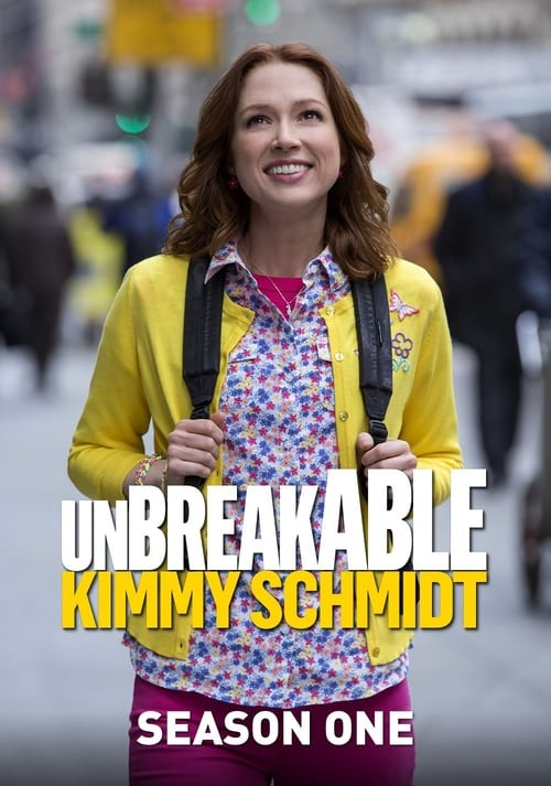 Cover of the Season 1 of Unbreakable Kimmy Schmidt