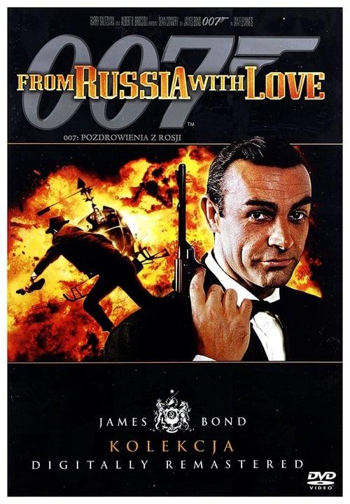 007: Pozdrowienia z Rosji-online-cda-lektor-pl