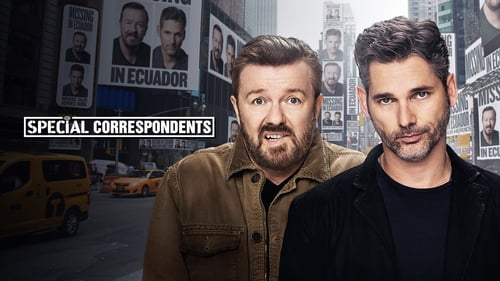 Special Correspondents (2016) Watch Full Movie Streaming Online
