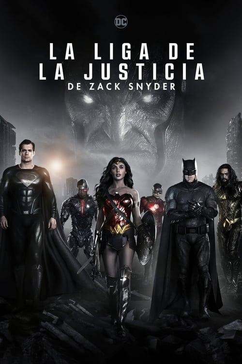 La Liga de la Justicia de Zack Snyder (2021) Repelisplus Ver Ahora Películas Online Gratis Completas en Español y Latino HD