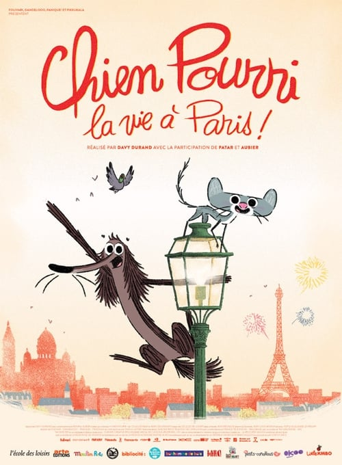 Watch Chien pourri, la vie à Paris Online