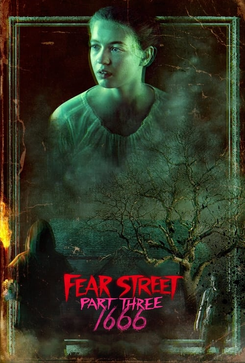 Fear Street: 1666 (2021) Poster