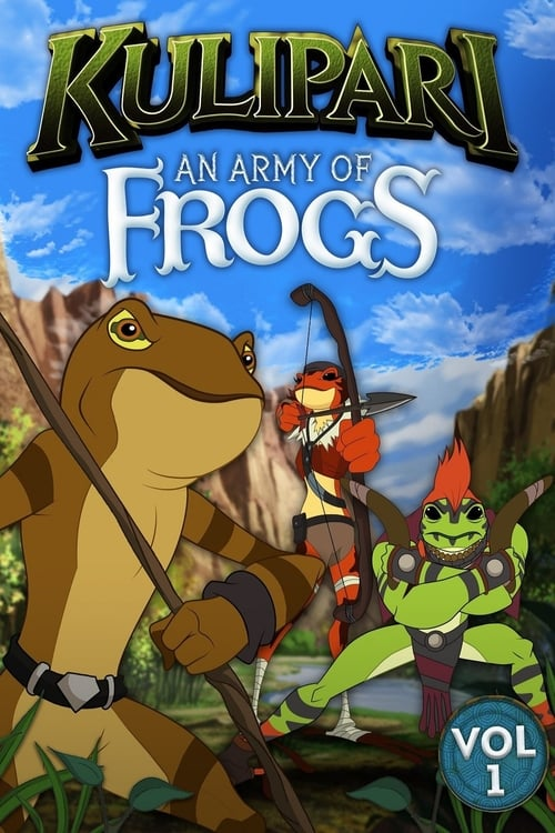 Cover of the Season 1 of Kulipari: An Army of Frogs