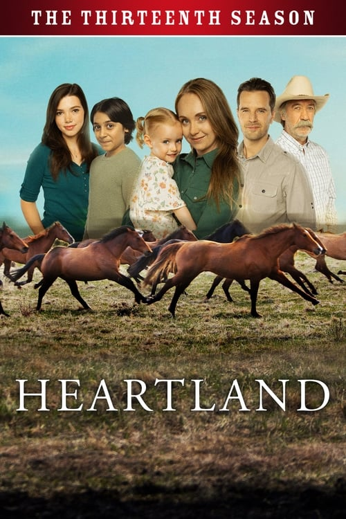 Cover of the Season 13 of Heartland