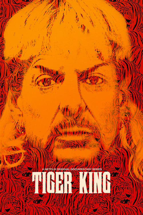 Cover of the Season 1 of Tiger King: Murder, Mayhem and Madness