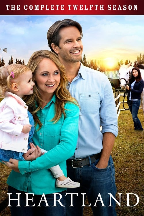 Cover of the Season 12 of Heartland