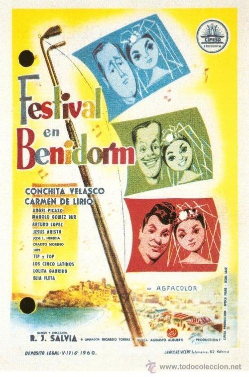 Festival en Benidorm