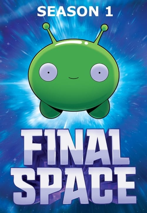 Cover of the Season 1 of Final Space