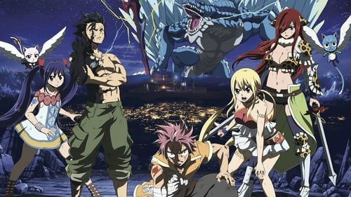 Fairy Tail: Dragon Cry (2017) Watch Full Movie Streaming Online