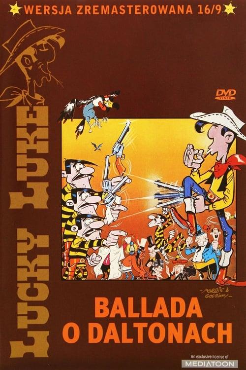 Lucky Luke: Ballada o Daltonach online cda lektor pl