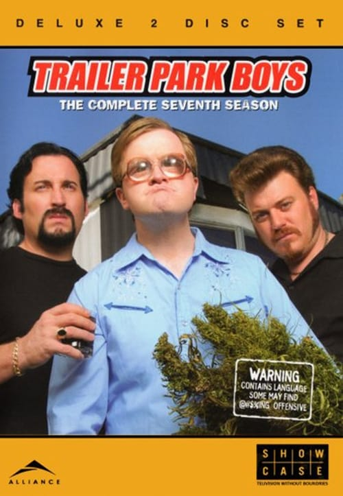 Cover of the Season 7 of Trailer Park Boys