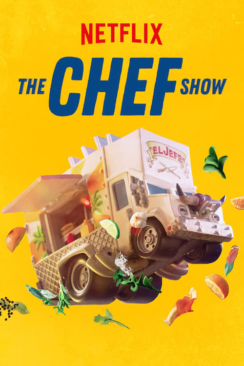 Cover of the Season 1 of The Chef Show