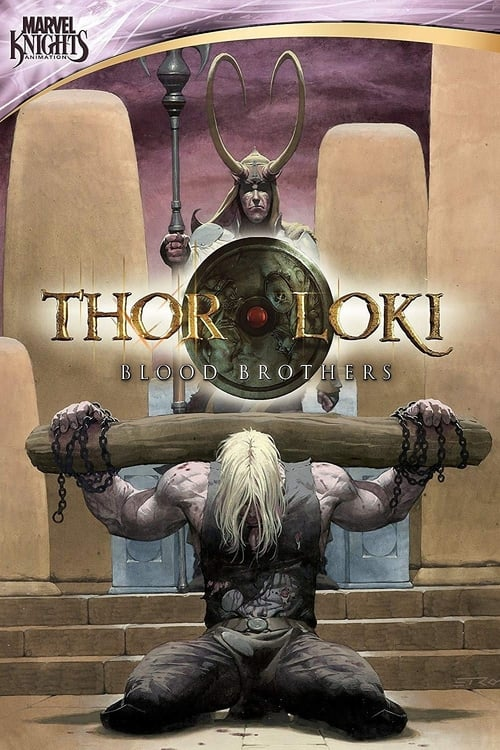 Thor & Loki - Blood Brothers (2011) Repelisplus Ver Ahora Películas Online Gratis Completas en Español y Latino HD