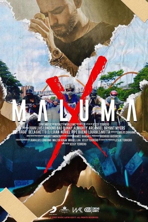 Maluma: X (The Film)