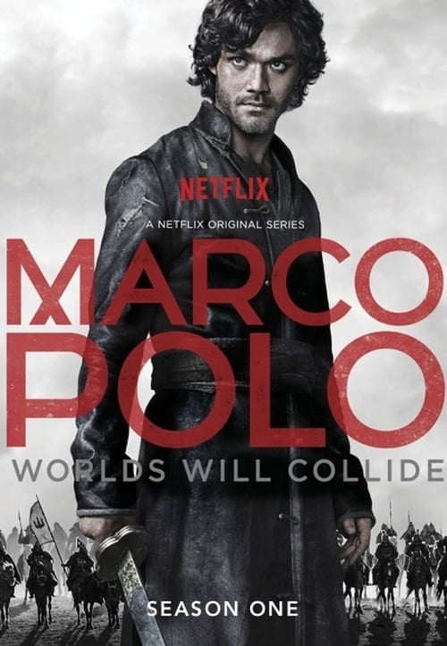 Cover of the Season 1 of Marco Polo