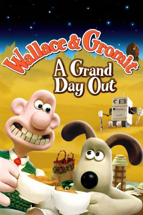 Wallace i Gromit: Podróż na Księżyc-online-cda-lektor-pl