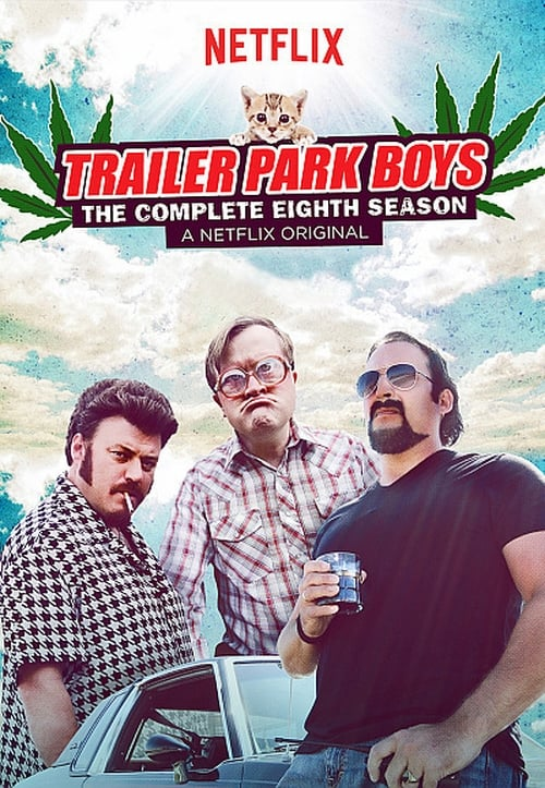Cover of the Season 8 of Trailer Park Boys