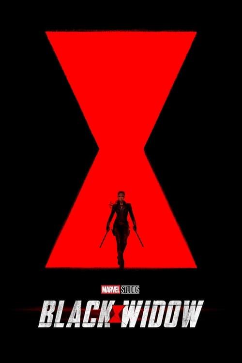 Poster för Black Widow - Banner