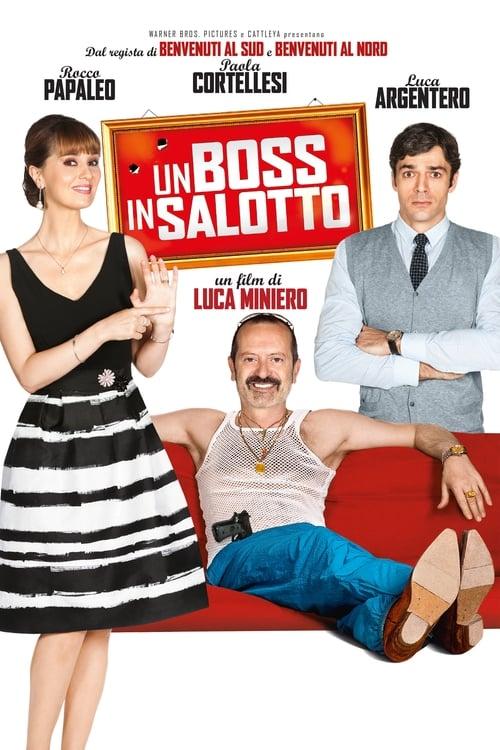 A Boss in the Living Room (2014) PHIM ĐẦY ĐỦ [VIETSUB]