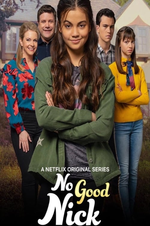 Cover of the Season 1 of No Good Nick