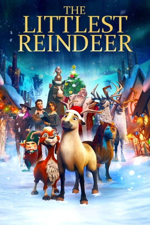 watch Elliot: The Littlest Reindeer full movie online stream free HD