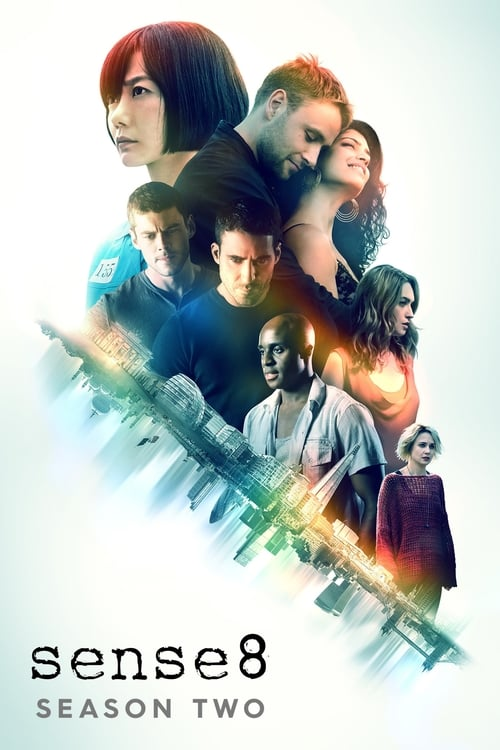 Cover of the Season 2 of Sense8